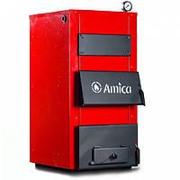 Твердотопливный котел Amica Solid 23  сталь