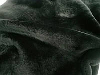 Черный мутон на шубу