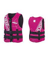 Жилет страховочный детский JOBE Neoprene Vest Youth Pink 244917304