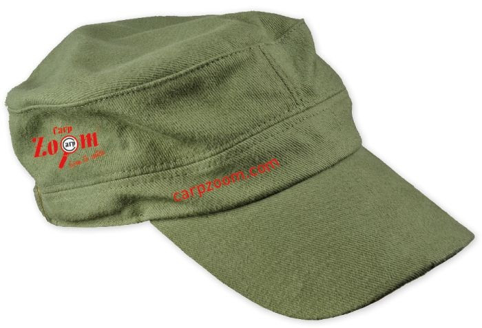 Кепка Carp Zoom Summer Cap Green
