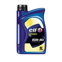 Моторное масло Elf SPORTI TXI 15w40 1л.