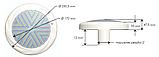 Прожектор светодиодный Aquaviva LED008–546LED (33 Вт) RGB / бетон / лайнер, фото 9