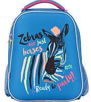 Яркий каркасный школьный рюкзак для девочки 16 л. Kite (Кайт) AP17-531M