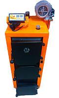 Твердотопливный котел длительного горения ДТМ-10Т с турбиной и автоматикой
