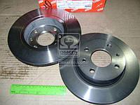 Диск тормозной ВАЗ 2108 передний (производитель TRW) DF1748