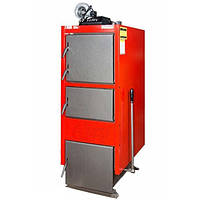 Твердотопливный котел длительного горения Альтеп КТ-2E-N -50 с турбиной и автоматикой