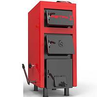 Твердотопливный котел длительного горения РЕТРА-5М PLUS 10  с турбиной и автоматикой