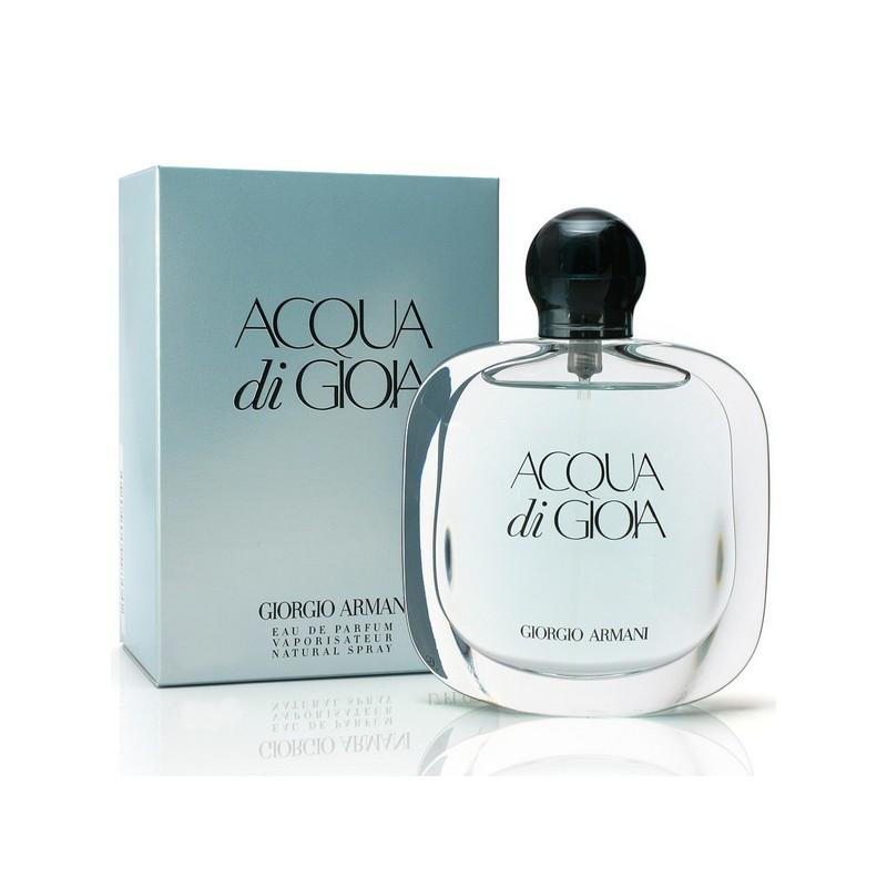 Парфюмерная вода для женщин Giorgio Armani Acqua di Gioia, 100 мл