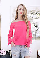 Яркая женская блузка у-t6113344