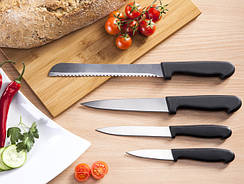 Ножи кухонные и ножницы из нержавеющей стали