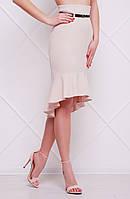 Красивая женская юбка для офиса