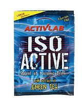 Изотонический напиток ISO ACTIVE 20 пакетиков по 31,5 г