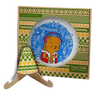 Подарочная тарелка в упаковке, фото 2