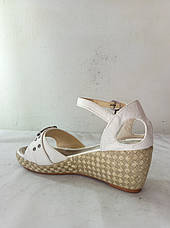 Босоножки женские IDEAL на широкую ногу, фото 3