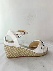 Босоножки женские IDEAL на широкую ногу, фото 2