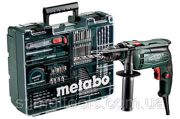 Дрель ударная Metabo SBE 650 (мобильная мастерская)