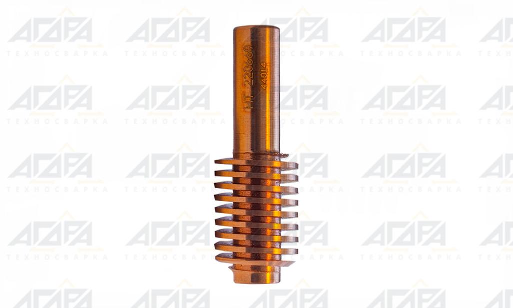 Электрод/Electrode 220669 для Hypertherm Powermax 45 оригинал (OEM)