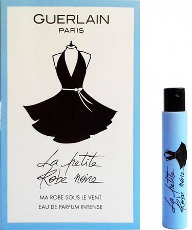 Парфюмированная вода (пробник) Guerlain La Petite Robe Noire Intense