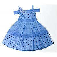 Платье для девочки-подростка Najpiekniejsza  Голубое