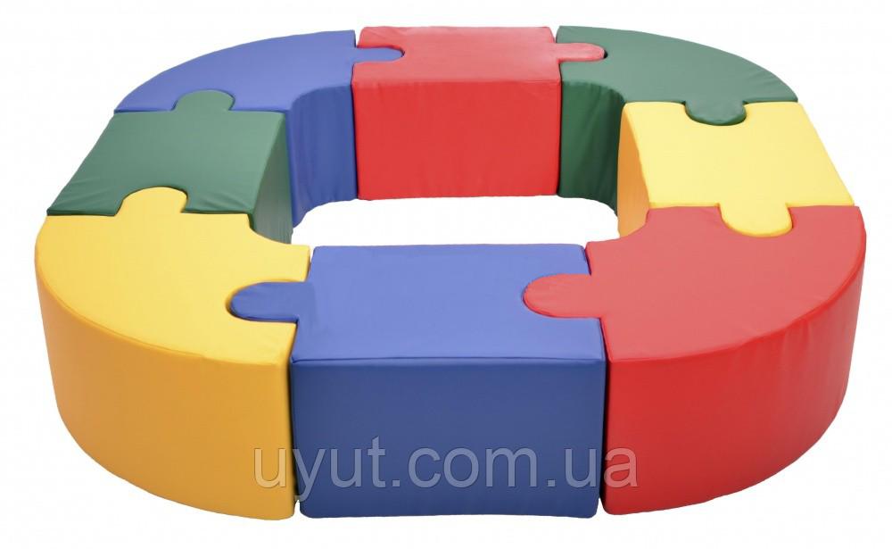 Модульный набор Кольцо-Пазл