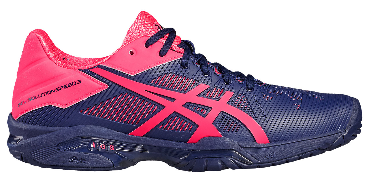 Кроссовки Asics Gel Solution Speed 3 (W) E650N 4920
