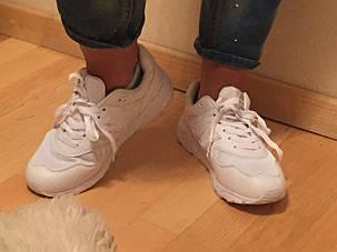 Белые кроссовки New Ballance 580 (копия), фото 2