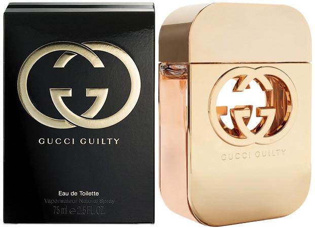 Туалетная вода женская Gucci Guilty, 75 мл