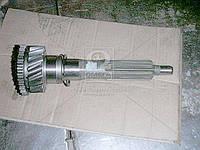 Вал первичный КПП ГАЗ 53 не в сборе (производитель ГАЗ) 53-12-1701302