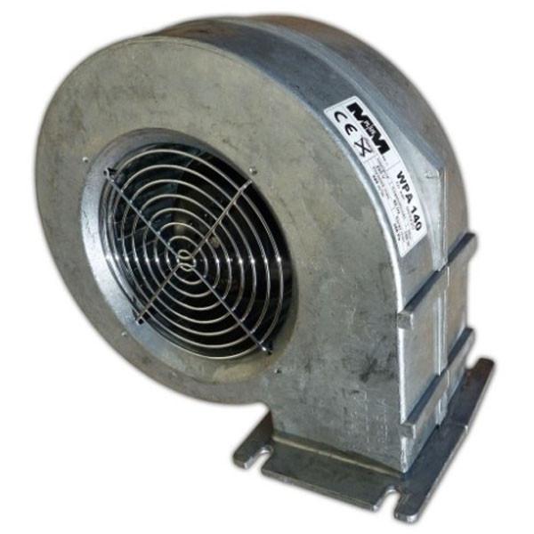 Вентилятор поддува (турбина) MplusM WPA X2 ( Боков.заслонка ) 280м³/час