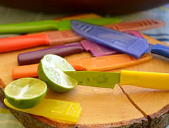 """Ножи кухонные с покрытием """"non-stick"""""""