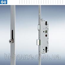 Замок-рейка R4 с защелкой для пластика G-U BKS (25/92/2285)