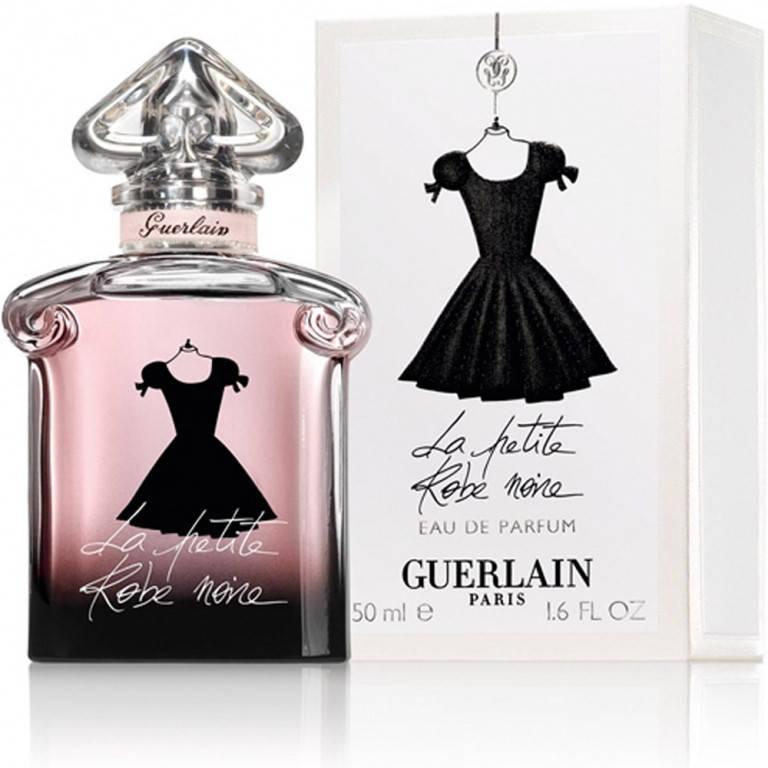 Guerlain La Petite Robe Noir (Герлен Ле Петит Роуб Нуар ),женская туалетная вода, 100ml