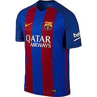 Футбольная форма 2016-2017 Барселона (Barcelona) домашняя