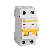 Автоматический выключатель ВА47-29М 2P 20A 4,5кА х-ка С
