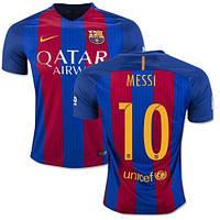 Футбольная форма 2016-2017 Барселона (Barcelona) MESSI домашняя