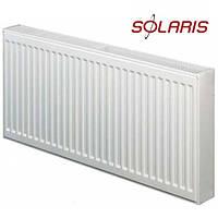 Радиатор стальной SOLARIS 500*500 Тип 22 (глубина 100 мм)