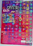 "Мозаика Crystal Mosaic Kids ""Винкс"" CRMk-01-02 Danko-Toys Украина, фото 2"
