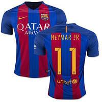 Футбольная форма 2016-2017 Барселона (Barcelona) NEYMAR домашняя