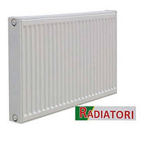 Радиатор стальной RADIATORY 500*1200 Тип 22 (глубина 100 мм)
