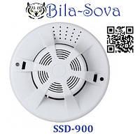 Датчик дымовой беспроводной SSD-900, радио-канальный, 433 МГц, Tesla Security
