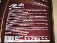 Масло моторное LUXЕ DIESEL 10W-40 CG-4/SJ (Канистра 4л) 422
