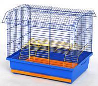Клетка Тедди  для грызунов, разборная  480х360х450мм