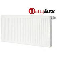 Радиатор стальной Daylux класс 33  600H x 600L боковое подключение