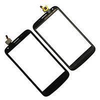 Touchscreen Huawei Y600 black