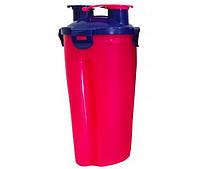 Шейкер SHAKER Hydra Cup Pink 1000 мл