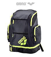 Большой рюкзак на 40 литров Arena Spiky 2 Large (Black/FluoYellow)