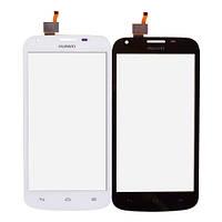 Touchscreen Huawei Y600 white