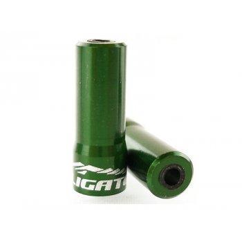 Закінчення кожуха гальмівного Alligator LY-HPA09-GR 5х17.5мм зелений