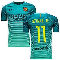 Футбольная форма 2016-2017 Барселона (Barcelona) NEYMAR резервная