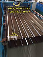 Профилированный лист, профнастил от производителя